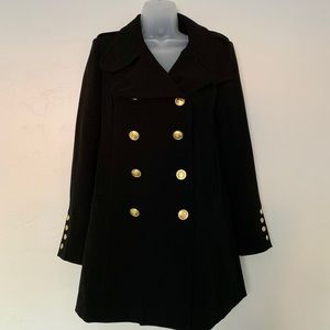 Forever 21 Pea Coat Size S